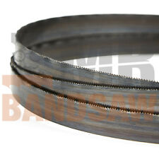 """91"""" (2311mm) x 1/4"""" x .014"""" BANDSAW BLADE VARIOUS TPI's, WOOD CUTTING"""