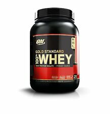 OPTIMUM NUTRITION SU ORO STANDARD 100% SIERO LATTE HIGH PROTEINE ​​IN POLVERE