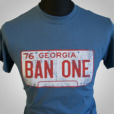Ban One Smokey and the Bandit T Shirt Retro Movie Themed Burt Reynolds 18 Rig