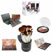 Coastal Scents Make up Palettes Brush Sets Revealed 252 Smoky Eyes Brush Kits