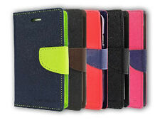 MERCURY WALLET STYLE FANCY FLIP DIARY CASE COVER FOR SAMSUNG GALAXY ON 7
