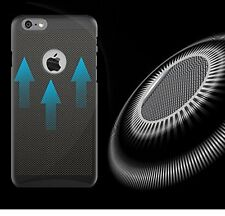 Heat Dissipation Hollow Thin Hard Back Case for Apple iPhone
