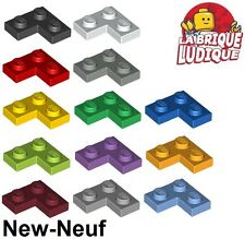 Lego - Plaque Plate corner angle coin L 2x2 choose color 2420 NEUF