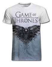 Game of Thrones T-Shirt Crow Sublimationsdruck