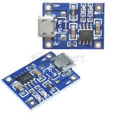 2/5/10x5V TP4056 Micro USB 1A 18650 Lithium Battery Charge Board Charger Module
