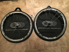 Shimano Dura-Ace 9000 C35 Carbon Clincher 11-Speed Road Wheel Set with Tyres