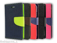 MERCURY WALLET STYLE FANCY FLIP DIARY CASE COVER FOR LG G3 MINI