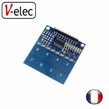 1080# TTP226 8 Channel Digital Capacitive Switch Touch Sensor Module For arduino