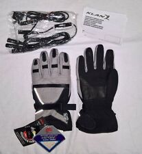 .Klan Lady Heated Motorcycle Gloves