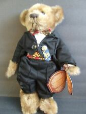 Pickford Bears 20th Century Collectibles Brass Button Teddy Bears 12