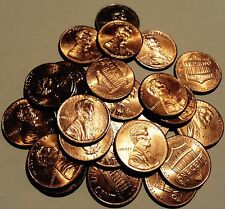 United States of America One Cent 1c Penny Coin Lincoln American Coin 1972-2015
