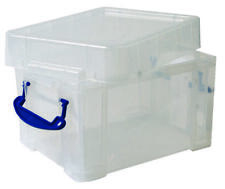STORAGE BOX 160X180X245MM CLEAR Storage Boxes - JG77557
