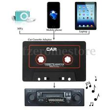 Adaptador Cassette MP3 Cinta Reproductor AUX CD Player 3,5mm Para iPod iPhone