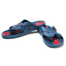 Unistar Blue Coloured Accupressure Slippers(GH-03_Blu)