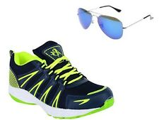 ABZ COMBO OF RUNNING SHOES+BRANDED SUNGLASSES-25