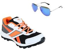 ABZ COMBO OF RUNNING SHOES+BRANDED SUNGLASSES-21