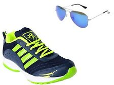 ABZ COMBO OF RUNNING SHOES+BRANDED SUNGLASSES-30
