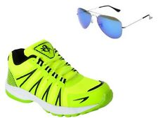 ABZ COMBO OF RUNNING SHOES+BRANDED SUNGLASSES-23