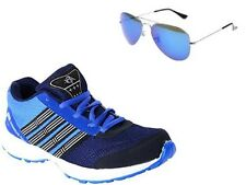 ABZ COMBO OF RUNNING SHOES+BRANDED SUNGLASSES-19