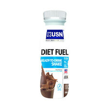 USN Diet Fuel Ultralean Protein RTD 8 x 330ml Bottles