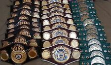 Boxing Mini Championship replica belts