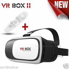 COMBO & SINGLE OFFER 3D VR BOX 2.0 Virtual Reality Glasses With VR Remote
