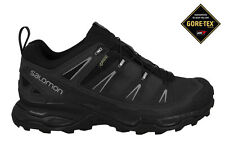 SCARPE UOMO SNEAKERS SALOMON X ULTRA LEATHER GORE-TEX GTX + [369024]