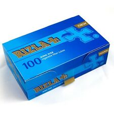 Empty Cigarette Tubes Rizla King 8mm (100 Empty per Box) *multiple variations*