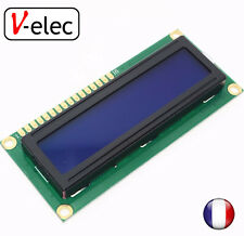 1182# 1602 16x2 HD44780 Character LCD Display Module Blue Blacklight arduino