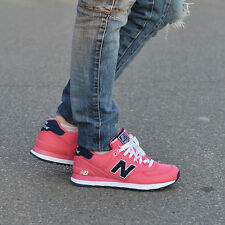 SCARPE DONNA SNEAKERS NEW BALANCE POLO PACK [WL574POP]