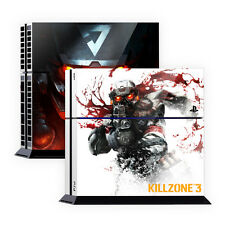 Skin Sticker For PlayStation4 PS4 Tuning Mapping Elaborated POPSKIN KILLZONE3 #2