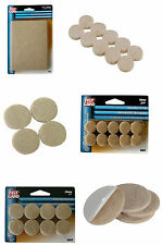 Select Felt Gard Self Adhesive Felt Furniture Pads Protects Hard Floors