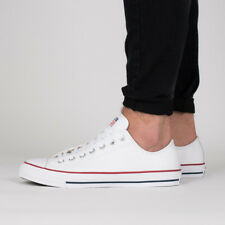 SCARPE UOMO UNISEX SNEAKERS CONVERSE CHUCK TAYLOR ALL STAR LEATHER [132173C]