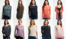 New Womens Superdry Knitwear Various Styles and Colours