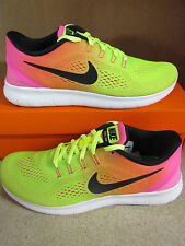 Nike Free RN OC Mens Running Trainers 844629 999 Sneakers Shoes