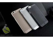 Heat Dissipation Hollow Thin Hard Back Case for Apple iPhone (Without Logo Cut )