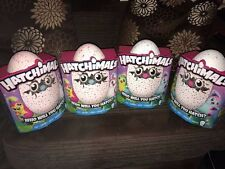 Brand New Hatchimals Pink Or Teal Colours Kids Childrens Hatching Egg Pengualas