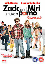 Zack And Miri Make A Porno (DVD, 2009)