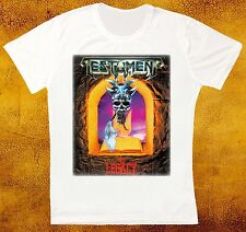 TESTAMENT THE LEGACY 87  THRASH BAND SLAYER FORBIDDEN EXODUS UNISEX T SHIRT 1015