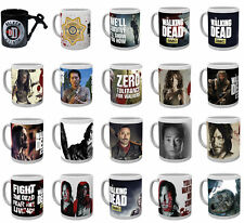 The Walking Dead Mug Negan Lucille Walkers Daryl Rick Official New Boxed