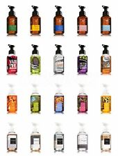 Bath & Body Works Gentle Foaming Hand Soap NEW SPRING 2017 SCENTS