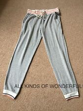 Splendid Islington Active Sweatpant In Heather Grey RRP£145 Brand New With Tags