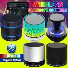 Mini Wireless Bluetooth Speaker Portable for Iphone Ipad Samsung Mp3 Mic Bass UK