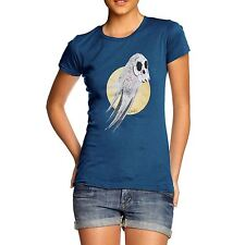 Twisted Envy Women's Ghosts On The Moon T-Shirt