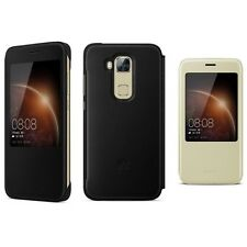 Genuine HUAWEI G8 SMART S VIEW FLIP CASE original mobile cover cell phone wallet