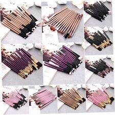 Set of 15PCS  Professional pieces brushes pack complete make-up brushes SS