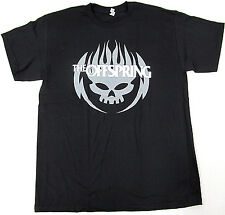 The OFFSPRING T-shirt Punk Rock Band Logo Tee Adult Mens Black New