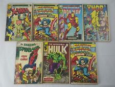 CLASSIC OLD MARVEL ADVERTISEMENT BOARDS VINTAGE RETRO COLLECTABLE