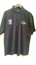 Royal Navy Veteran and Ships Profile / Ships Crest Embroidered Polo Shirt's