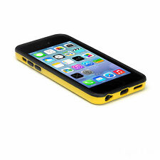 CUSTODIA COVER PER IPHONE APPLE 5C PARAURTI Qualità Premium colori brillanti